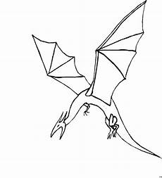 fliegender drache 2 ausmalbild malvorlage phantasie