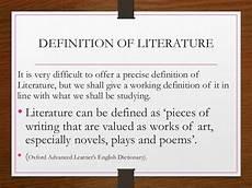 jamb syllabus for literature in english 2019 2020 version