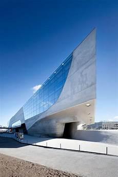 Phaeno Science Center By Zaha Hadid Architecture K