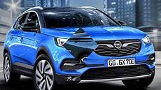 In 2018 Opel The New Grandland X Opc