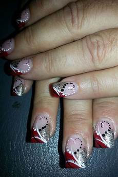 lovely valentine nail design ideas for 2018 fashionre
