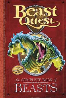 Beast Quest Malvorlagen Novel Beast Quest The Complete Book Of Beasts Scholastic