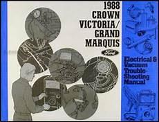 crown victoria grand marquis repair manual 1988 2011 haynes 36012 1988 crown victoria grand marquis electrical troubleshooting manual