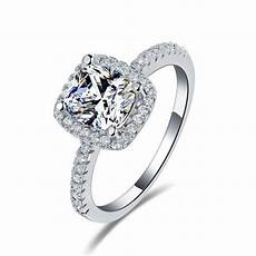 2017 latest design beautiful cheap engagement rings for