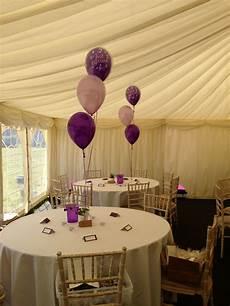 wedding table balloon displays milton keynes wedding