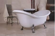Freistehende Luxus Badewanne Jugendstil Venedig Wei 223