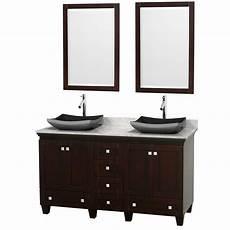 Espresso Bathroom Vanity Home Depot by Fresca Torino 60 Inch W Vanity In Espresso With