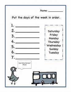 worksheets days of the week months of the year 18238 days of the week worksheets activity shelter