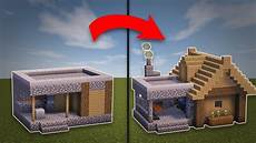 minecraft how to remodel a blacksmith