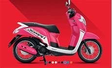 Scoopy 2017 Modif by Honda Scoopy 2017 Thailand Pink Warungasep
