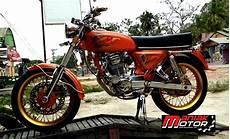 Gl 100 Modif by Modifikasi Klasik Basic Gl 100 Tahun 1982 Bermesin Tiger