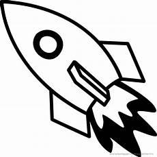 Ausmalbild Maus Rakete Ausmalbilder
