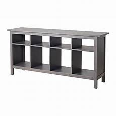 ikea console table hemnes console table gray stained ikea