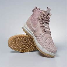 sneakerboot nike lunar force 1 duckboot particle pink particle pink aa0283 600