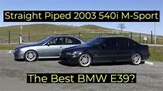 modified 2003 bmw 540i m sport review the best e39