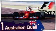 F1 2017 Coop 1 Australien Quali Youtuber Chionship