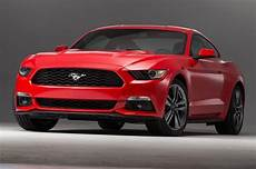 2015 Ford Mustang Look Motor Trend