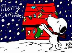 snoopy christmas by spazzmatazzle