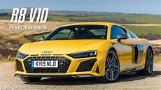 new audi r8 v10 performance road review carfection 4k