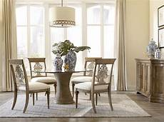 the pavilion 54 quot glass top dining room collection by a r t dining room furniture dining room