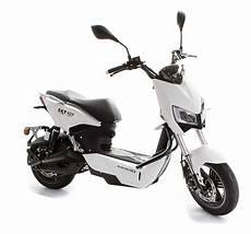 Yadea Z3 Electric Moped Scooter 2019