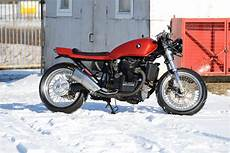Gl500 Silverwing Cafe Racer