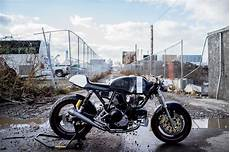 Cafe Racer Bike Hd Wallpaper