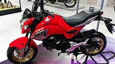 New Honda Msx 125 Abs 2017