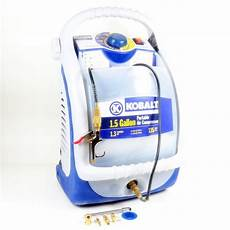 kobalt 1 5 gallon max psi 135 portable air compressor k13015f 234955 ebay