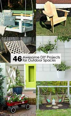 46 awesome diy projects for outdoor spaces pretty handy
