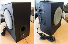 5 1 soundsystem weiß replacement subwoofer for logitech x 530 5 1 channel