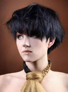 2014 hairstyles short black bob hairstyle with bangs for thick hair pretty designs
