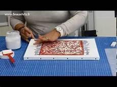 faire une toile cours beaux arts marouflage sur toile