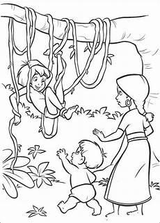malvorlage das dschungelbuch 2 ausmalbilder ew6w6