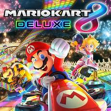 Mario Kart 8 Deluxe Jeux Switch Nintendo Switch