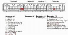 ecu pinout wiring diagram please any info ozvr4 australia s galant and legnum vr 4