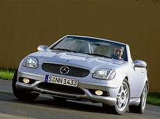 2001 Mercedes Slk 32 Amg Pictures Specifications