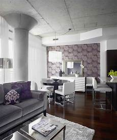 purple and gray living room decor 23 purple dining room designs decorating ideas design