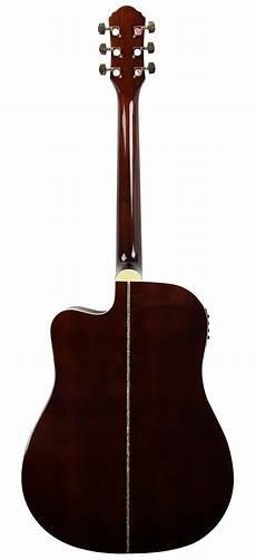 Oscar Schmidt Og2cesmg Spalted Maple Acoustic Electric
