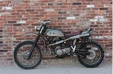 yamaha xt500 by h garage