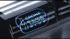 Grohe Wasserhahn Sprudel - grohe blue mineralwasser aus der k 252 chenarmatur auf