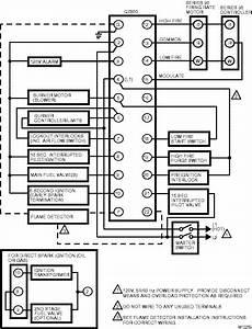 honeywell burner diagram wiring relay module
