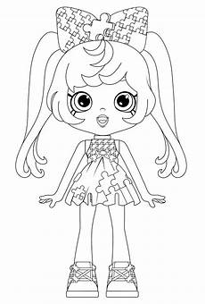 shopkins happy places colouring pages 18045 shoppies dolls coloring pages getcoloringpages