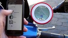 sluk tomtom vio scooter satnav navi navigator test