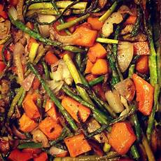 happy new year my new years resolutions roasted vegetable recipe eatbreatheyogini