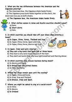 quiz good manners esl worksheet by mojcafurlan