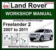 auto manual repair 2011 land rover freelander security system land rover freelander 2 service repair workshop manual download