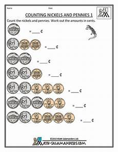 free money counting printable worksheets kindergarten 1st grade printables and quotes