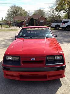 early 1986 saleen mustang 86 0018 lands ebay