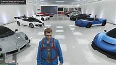 top 5 garage lets see your best gta garages